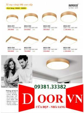 089-2 Catalogue Đèn Trang Trí Euroto - Bảng giá Euroto Lighting 2021