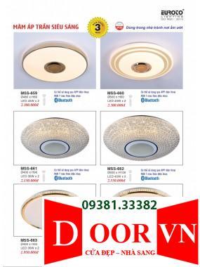 091-2 Catalogue Đèn Trang Trí Euroto - Bảng giá Euroto Lighting 2021