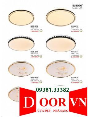 092-2 Catalogue Đèn Trang Trí Euroto - Bảng giá Euroto Lighting 2021