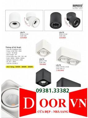 095-2 Catalogue Đèn Trang Trí Euroto - Bảng giá Euroto Lighting 2021