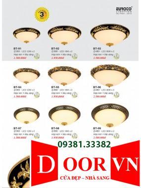 096-2 Catalogue Đèn Trang Trí Euroto - Bảng giá Euroto Lighting 2021