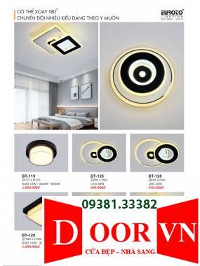 098-2 Catalogue Đèn Trang Trí Euroto - Bảng giá Euroto Lighting 2021