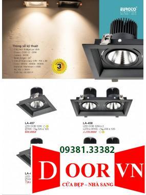 100-2 Catalogue Đèn Trang Trí Euroto - Bảng giá Euroto Lighting 2021