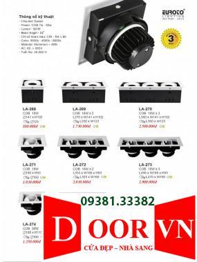 103-2 Catalogue Đèn Trang Trí Euroto - Bảng giá Euroto Lighting 2021
