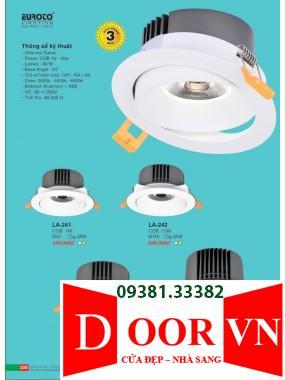 103 Catalogue Đèn Trang Trí Euroto - Bảng giá Euroto Lighting 2021