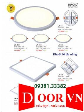105-2 Catalogue Đèn Trang Trí Euroto - Bảng giá Euroto Lighting 2021