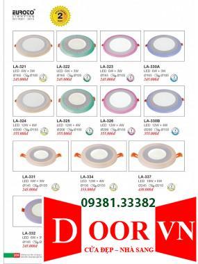 105 Catalogue Đèn Trang Trí Euroto - Bảng giá Euroto Lighting 2021