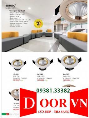 106 Catalogue Đèn Trang Trí Euroto - Bảng giá Euroto Lighting 2021