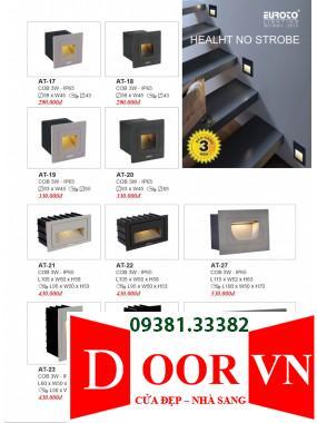 110-2 Catalogue Đèn Trang Trí Euroto - Bảng giá Euroto Lighting 2021