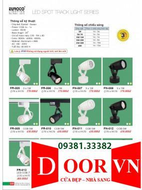 113 Catalogue Đèn Trang Trí Euroto - Bảng giá Euroto Lighting 2021