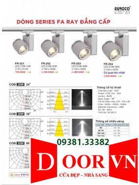 117-2 Catalogue Đèn Trang Trí Euroto - Bảng giá Euroto Lighting 2021