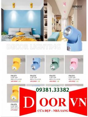 122-2 Catalogue Đèn Trang Trí Euroto - Bảng giá Euroto Lighting 2021