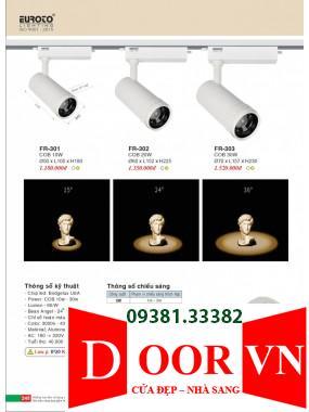123 Catalogue Đèn Trang Trí Euroto - Bảng giá Euroto Lighting 2021