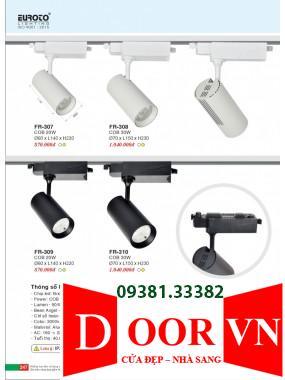 124 Catalogue Đèn Trang Trí Euroto - Bảng giá Euroto Lighting 2021