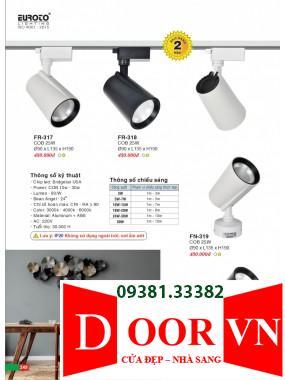 125 Catalogue Đèn Trang Trí Euroto - Bảng giá Euroto Lighting 2021