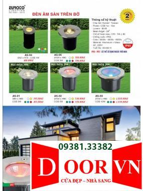 129 Catalogue Đèn Trang Trí Euroto - Bảng giá Euroto Lighting 2021