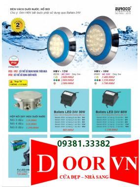 130-2 Catalogue Đèn Trang Trí Euroto - Bảng giá Euroto Lighting 2021