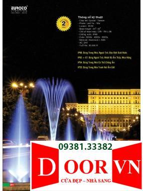 131 Catalogue Đèn Trang Trí Euroto - Bảng giá Euroto Lighting 2021