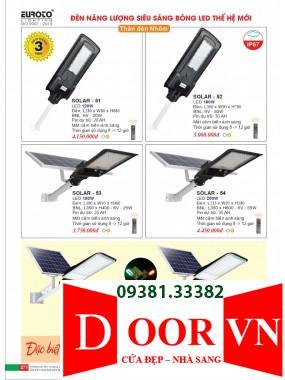 136 Catalogue Đèn Trang Trí Euroto - Bảng giá Euroto Lighting 2021