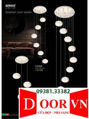 137 Catalogue Đèn Trang Trí Euroto - Bảng giá Euroto Lighting 2021