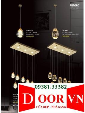 138-2 Catalogue Đèn Trang Trí Euroto - Bảng giá Euroto Lighting 2021