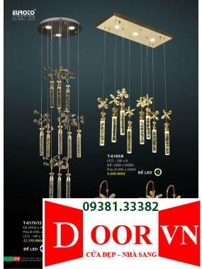 140 Catalogue Đèn Trang Trí Euroto - Bảng giá Euroto Lighting 2021