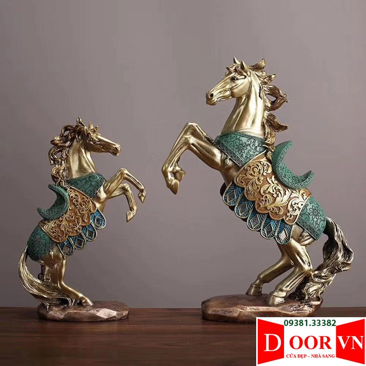 doi-ngua-decor-trang-tri-dec-035 Đôi ngựa decor trang trí DEC 035